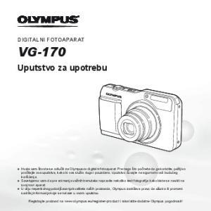 Uputstvo za upotrebu DIGITALNI FOTOAPARAT