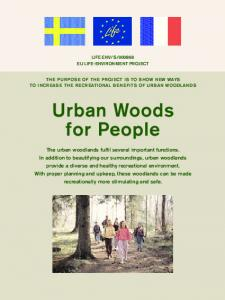 Urban Woods for People
