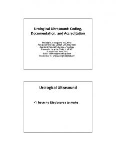 Urological Ultrasound