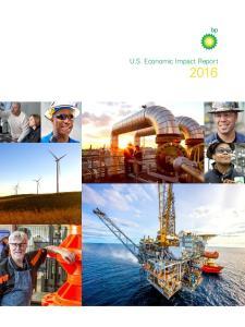 U.S. Economic Impact Report 2016