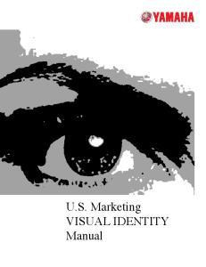U.S. Marketing VISUAL IDENTITY Manual