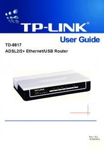 USB Router