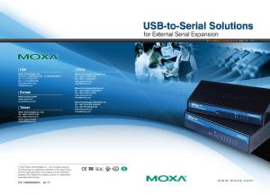USB-to-Serial Products