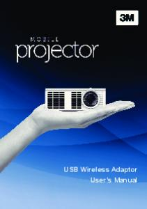USB Wireless Adaptor User s Manual