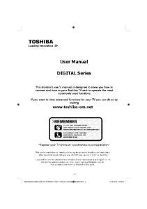 User Manual. DIGITAL Series