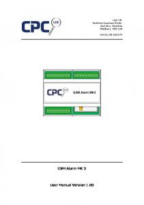 User Manual Version 1.00
