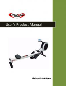 User s Product Manual