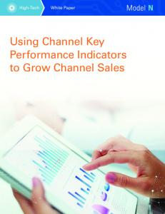 Using Channel Key Performance Indicators to Grow Channel Sales