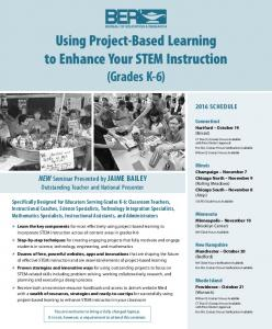 Using Project-Based Learning to Enhance Your STEM Instruction (Grades K-6)