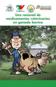 Uso racional de medicamentos veterinarios en ganado bovino