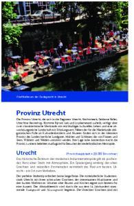 Utrecht. 126 Provinz Utrecht