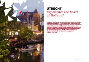 UTRECHT Experience the heart of Holland!