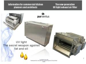 UV light The secret weapon against fat and oil