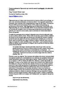 V Congreso Internacional de Letras 2012