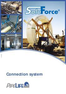 v Connection system