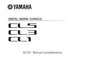 V Manual complementar