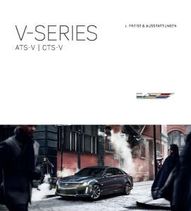 V-SERIES ATS-V CTS-V
