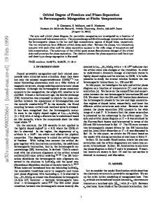 v1 [cond-mat.str-el] 19 Feb 1999