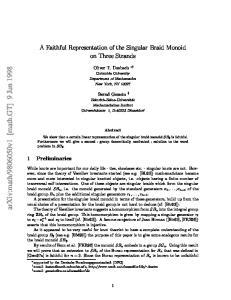 v1 [math.gt] 9 Jun 1998