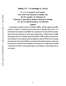 v1 [physics.atom-ph] 11 Sep 2006
