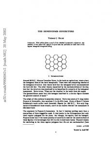 v2 [math.mg] 20 May 2002