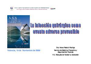 Valencia, 19 de Noviembre de 2009