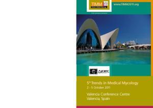 Valencia Conference Centre Valencia, Spain