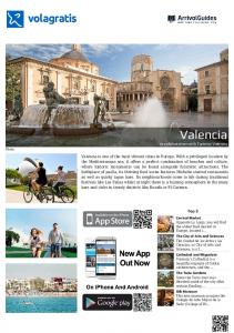 Valencia in collaboration with Turismo Valencia