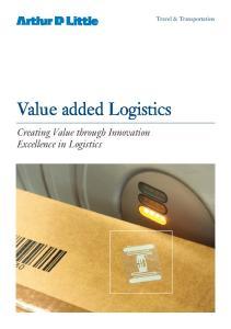 Value added Logistics