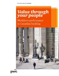 Value through your people