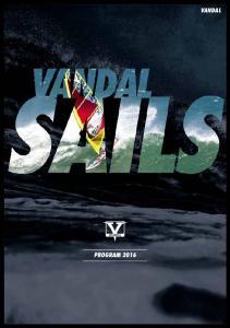 VANDAL VANDAL WINDSURFING SEASON 2016