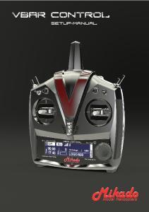 VBar Control Setup Manual