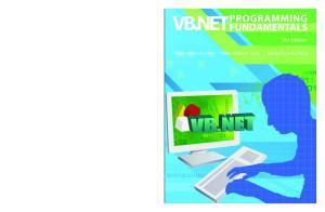 VB.NET Programming Fundamentals