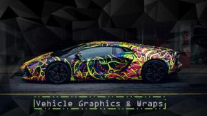 Vehicle Graphics & Wraps in Dubai