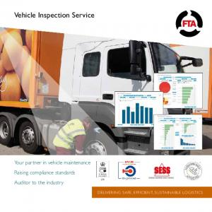 Vehicle Inspection Service