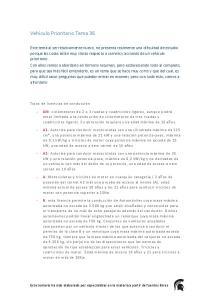 Vehículo Prioritario Tema 36