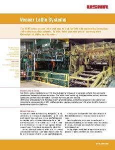 Veneer Lathe Systems