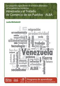 venezuela y el tratado de comercio de los pueblos alba