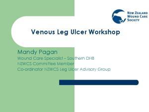 Venous Leg Ulcer Workshop