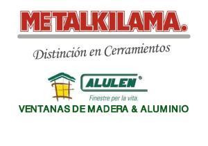 VENTANAS DE MADERA & ALUMINIO