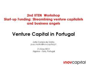 Venture Capital in Portugal