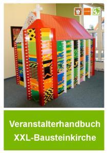 Veranstalterhandbuch XXL-Bausteinkirche