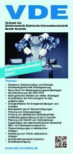 Verband der Elektrotechnik Elektronik Informationstechnik Bezirk Kurpfalz