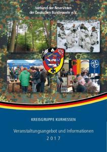 Verband der Reservisten der Deutschen Bundeswehr e. V