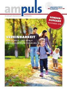 vereinbarkeit von familie und beruf am uniklinikum freiburg