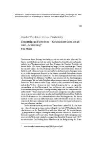 Verena Pawlowsky Ermitteln und beweisen Geschichtswissenschaft und Arisierung