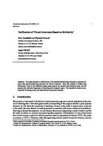Verification of Timed Automata Based on Similarity
