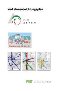 Verkehrsentwicklungsplan PGT