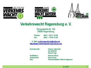 Verkehrswacht Regensburg e. V