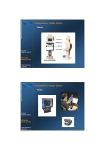 Verschiedene Eye Tracking Systeme